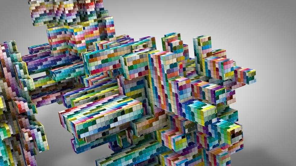 Rubic Pantone